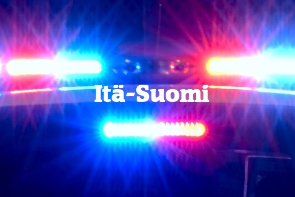 46-vuotias nainen ajoi toisen auton perään ja kimpoutui siitä vastaan tulevaan autoon Kontiolahdella - Kaksi henkilöä sairaalaan 1