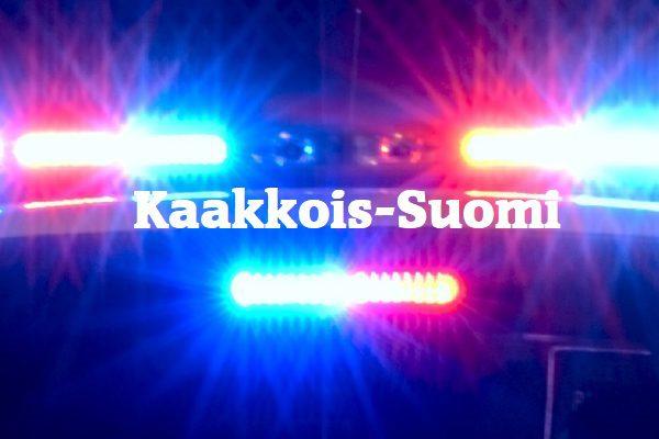 Pyhtäällä poliisioperaation aiheuttaneet miehet saatiin kiinni Kotkassa 15