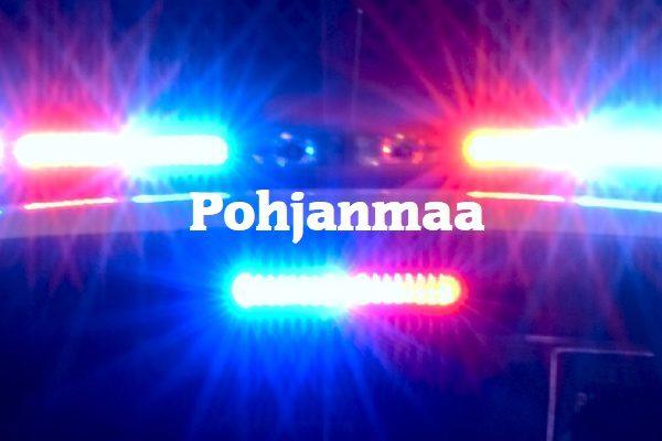 Pääsiäisen vietto työllisti poliisia Pohjanmaan poliisilaitoksen alueilla 3