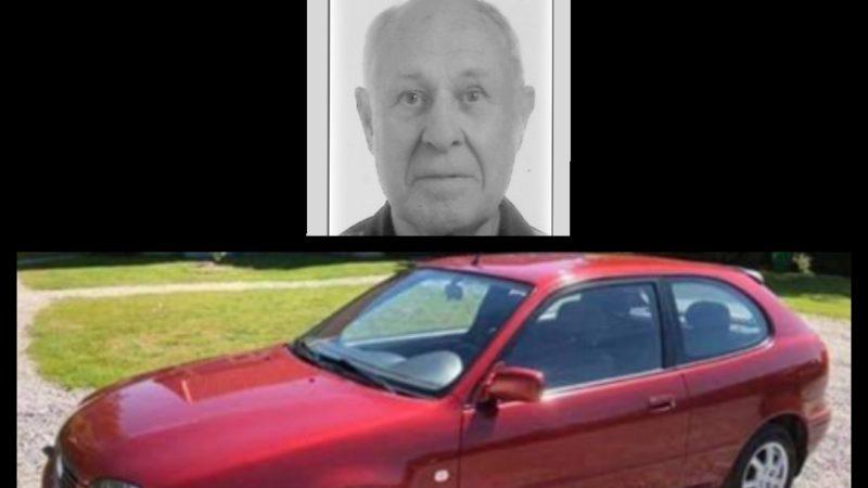 Uusikaarlepyyssä kadonnutta 85-vuotiasta Sven-Erikiä etsitään edelleen