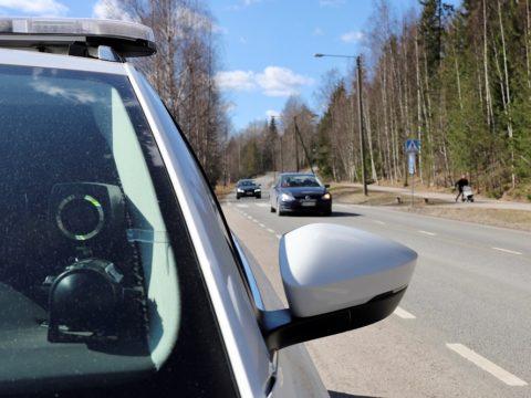 Kaaharin kortti lähti poliisin haltuun Forssassa 10