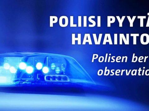 Skodakuski yritti ajaa naisen päälle kaksi kertaa Lieksassa Lidlin parkkipaikalla - poliisi kaipaa havaintoja 2