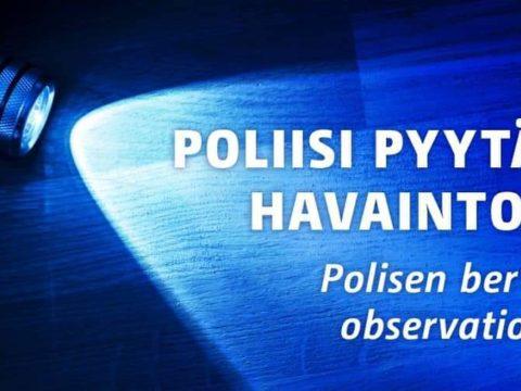 Kaksi naista tunkeutui Virolahdella kahteen asuntoon ja varasti rahaa sekä pankkikortin - poliisi kaipaa havaintoja 2