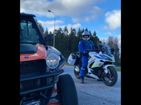 Poliisi on huolissaan nuorten moottorikäyttöisten kulkuneuvojen kunnosta Länsi-Uudellamaalla - 90 tarkastusta poiki 54 seuraamusta 7